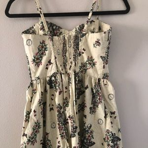 Hell Bunny Dresses - Hell Bunny hot topic dress with pockets size sm